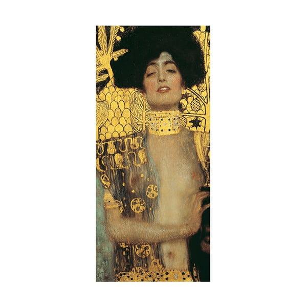 Reprodukcja obrazu Gustava Klimta – Judith, 70x30 cm