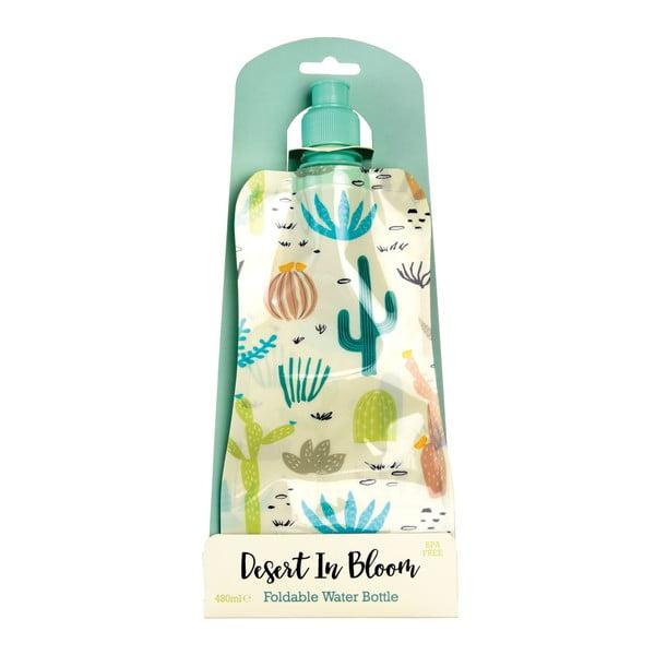 Zwijana butelka na wodę rex London Desert in Bloom