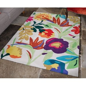 Dywan Flair Rugs Bird Of Paradise Cream/Multi, 120x170 cm