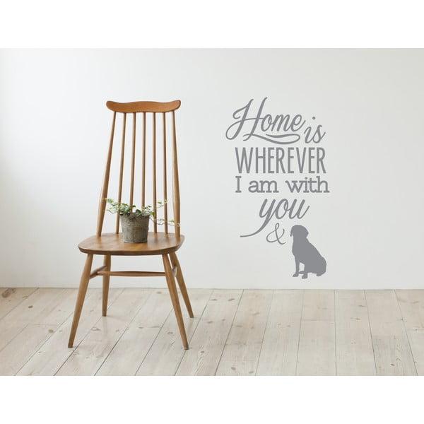 Naklejka dekoracyjna With You