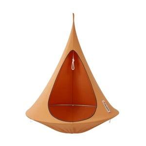 Pomarańczowy 1-osobowy namiot wiszący Cacoon Single