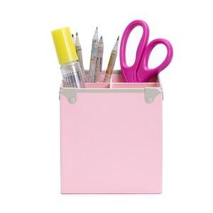 Stojak na długopisy Design Ideas Frisco Pink