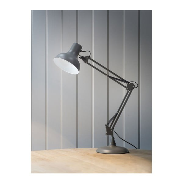 Lampa stołowa Clerkenwell Dark