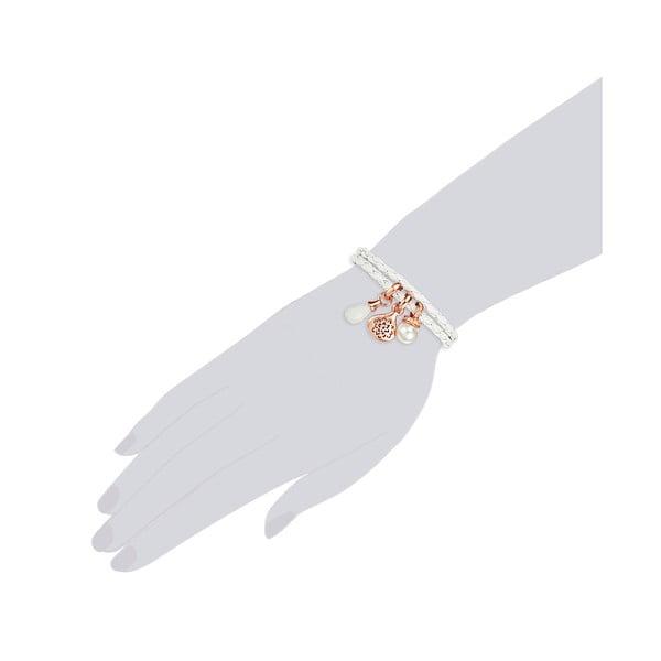 Bransoletka z kryształami Swarovski Lilly & Chloe Synthe