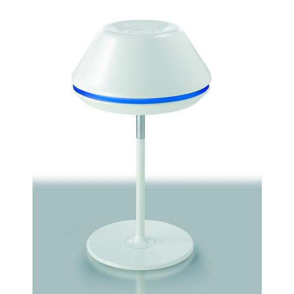 Lampa stołowa Spool White