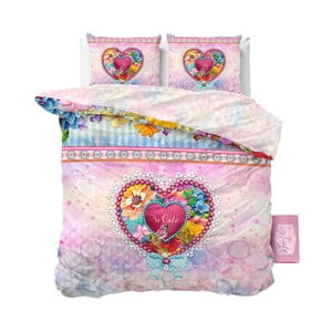 Pościel bawełniana Dreamhouse So Cute Liselot, 160x200cm