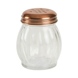 Szklany pojemnik na przyprawy Beehive, 140 ml