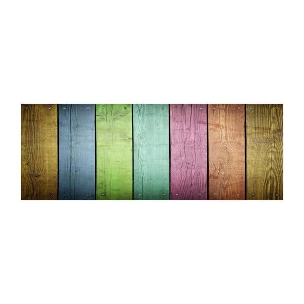 Dywan winylowy Tablas Colores, 66x180 cm