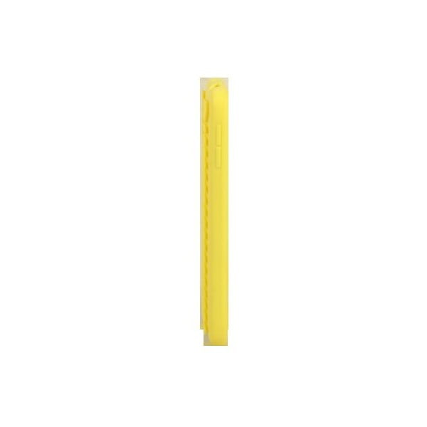Pikselowe etui na Samsung Note 3, żółte