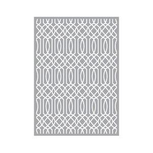 Winylowy dywan Semitono Gris, 100x140 cm