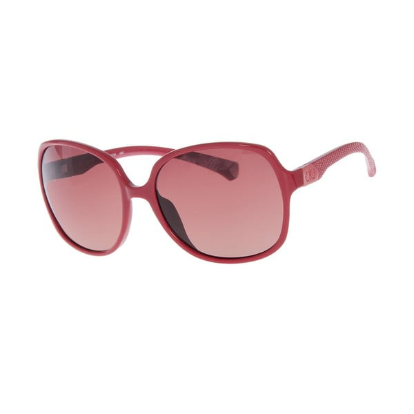 Damskie okulary przeciwsłoneczne Calvin Klein 600 Red