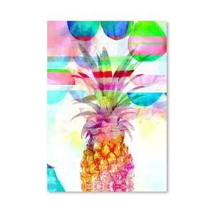 Plakat Pineapple Pink