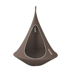Brązowy 1-osobowy namiot wiszący Cacoon Single