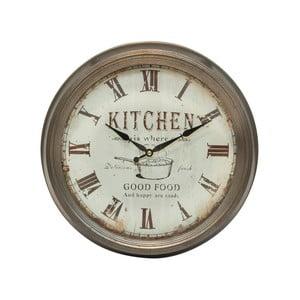 Zegar ścienny Novita Kitchen
