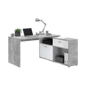 Szare biurko 13Casa Dexter
