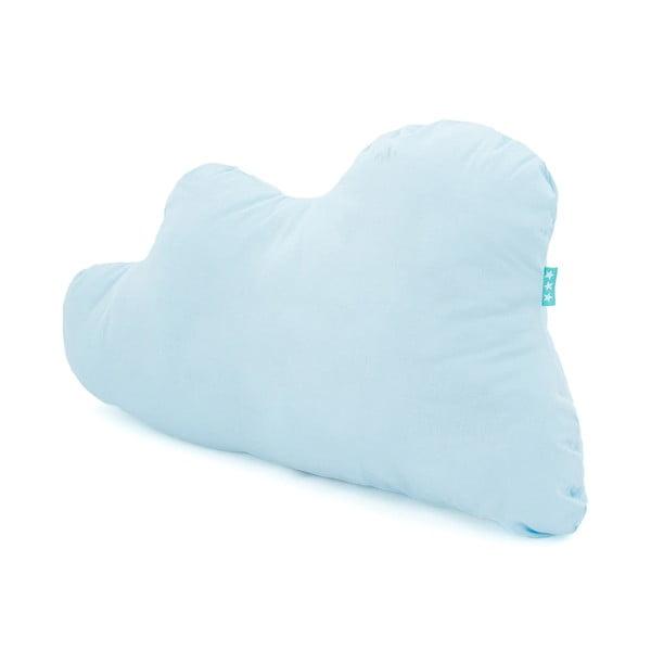 Poduszka bawełniana Mr. Fox Nube Blue, 60 x 40 cm