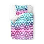 Pościel Blue and Pink Waves, 140x200 cm