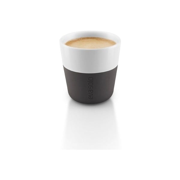 Kubeczek Eva Solo Espresso Carbon, 80 ml, 2szt.