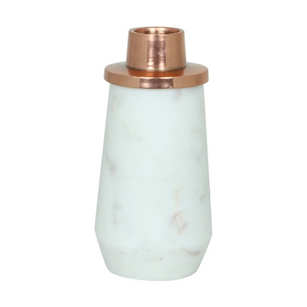 Świecznik White Copper, 10 cm