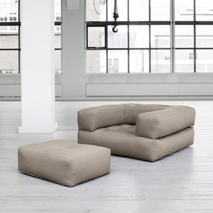 Fotel rozkładany Karup Cube Vision