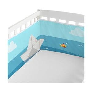 Regulowany ochraniacz do łóżeczka Baleno Adventure, 210x40 cm