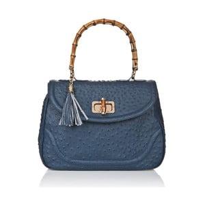 Skórzana torebka Markese 7022 Blue