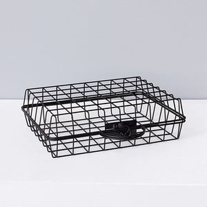 Metalowy pojemnik Metal Suitcase