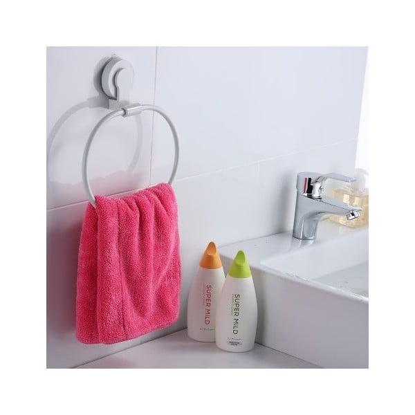 Haczyk na ręczniki/ścierki z przyssawką ZOSO Ring Towel