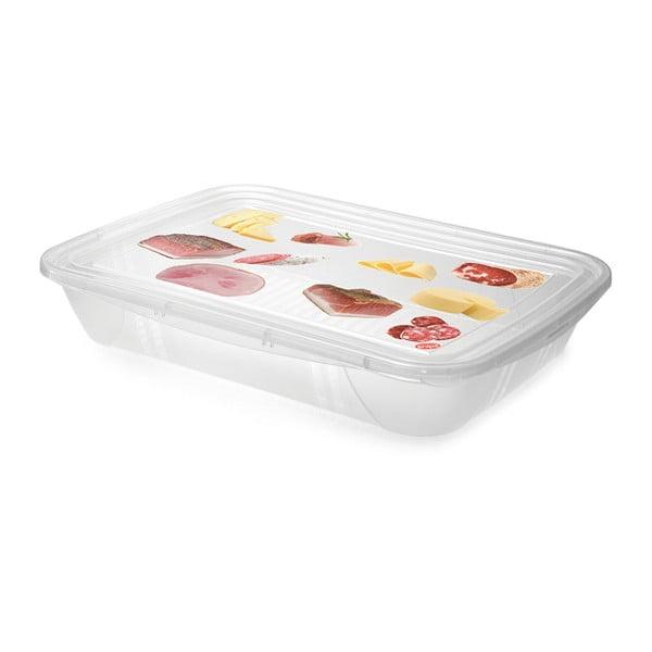 Zestaw 2 pojemników na żywność Snips Classic, 1,5 l