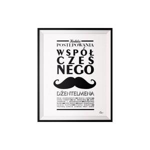 Plakat Kodex, 40x50 cm