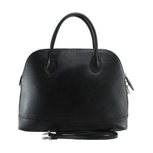 Czarna torebka skórzana Griot