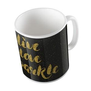 Kubek Black Shake Love Live Sparkle, 330 ml