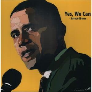 """Obraz """"Obama"""""""