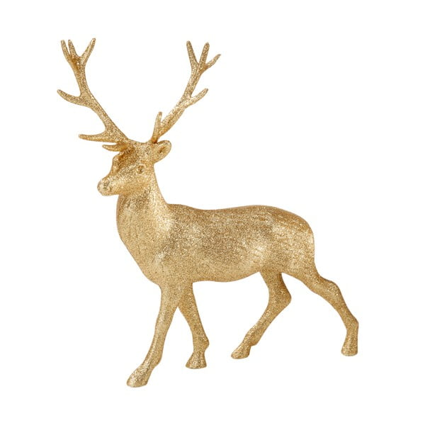 Jelonek dekoracyjny Glitter Reindeer