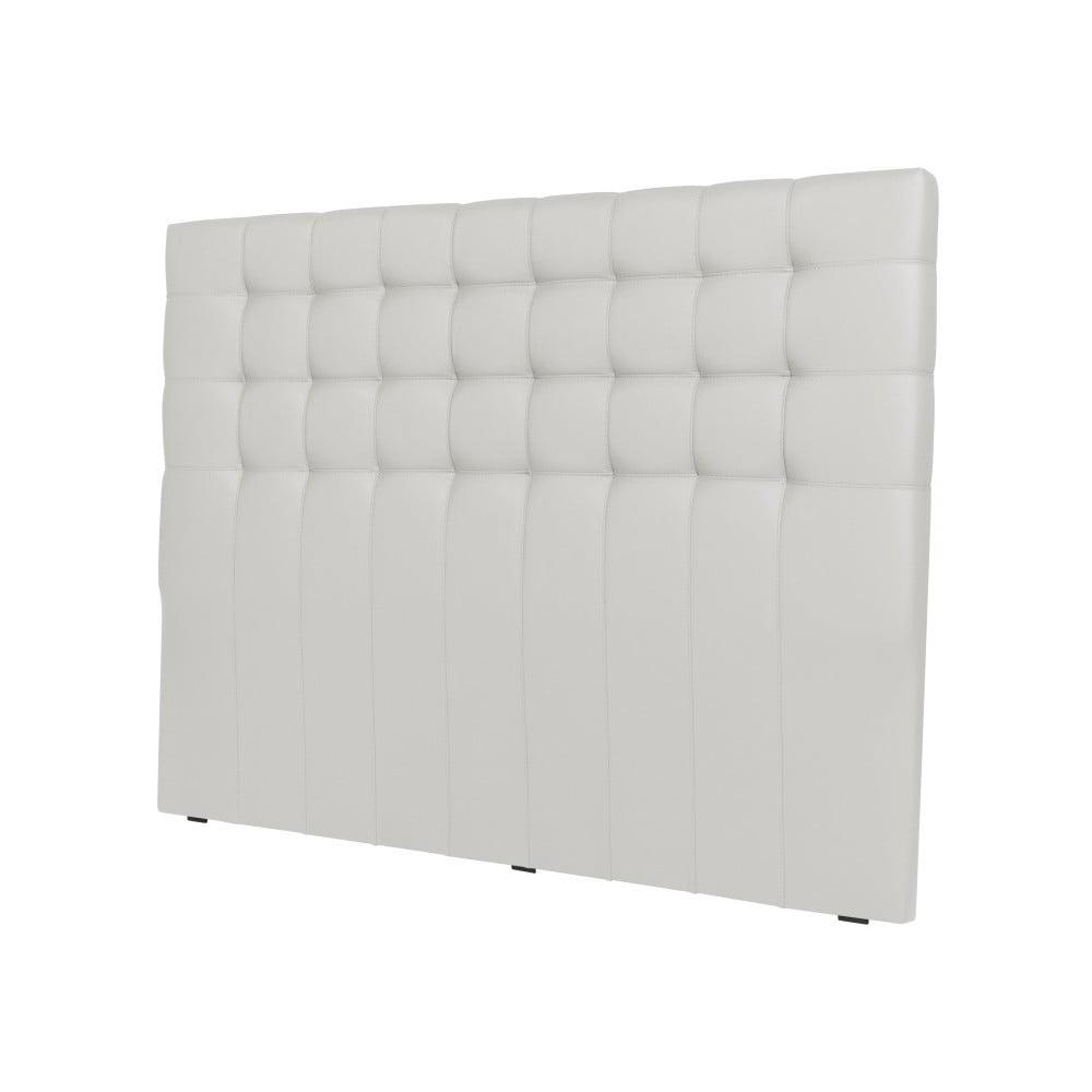 Biały Zagłówek łóżka Windsor Co Sofas Deimos 140x120 Cm Bonami