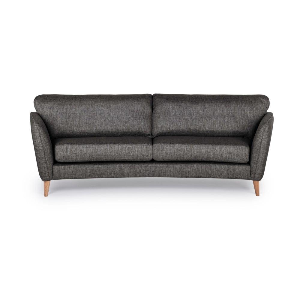 Antracytowa sofa Scandic Oslo