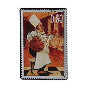 Tablica Stamp Chef I, 15x21 cm