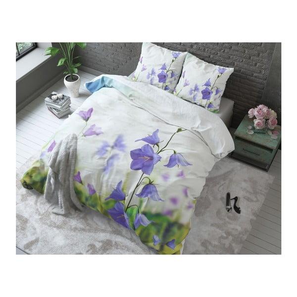 Pościel bawełniana Dreamhouse Violet Dream, 200x200cm