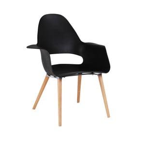 Krzesło Pretty Arms Black