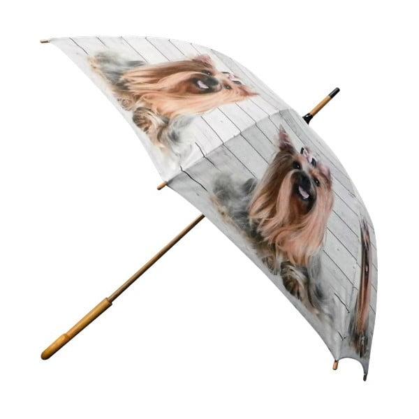 Parasol Scaffold Wood Yorkshire Girl