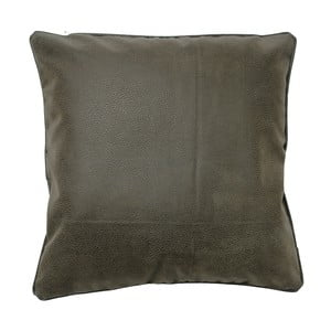 Szarobeżowa poduszka ZicZac Tuscon, 43x43 cm