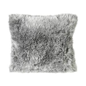 Szara poszewka na poduszkę Parlane Arctic