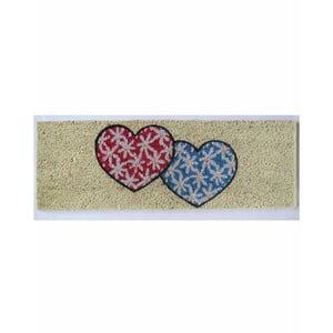 Wycieraczka Little Hearts, 70x24 cm