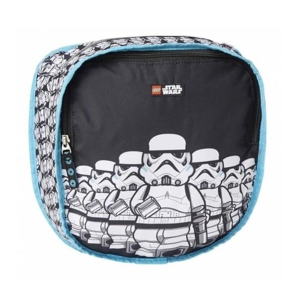 Plecak szkolny z etui LEGO® Star Wars Stormtrooper Optimo