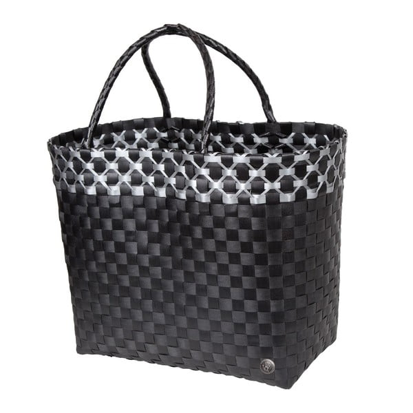 Torba Sofia Shopper Black/Silver