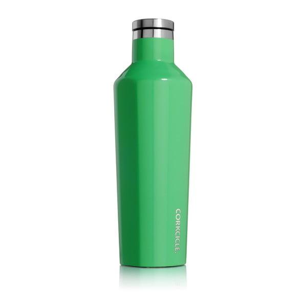 Butelka   termiczna Root7 Carribbean Green Medium, 473 ml