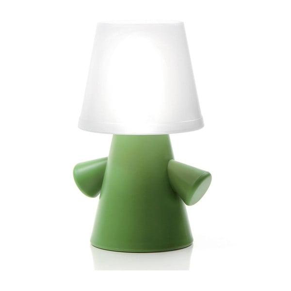 Obrotowa lampka solarna Greenman