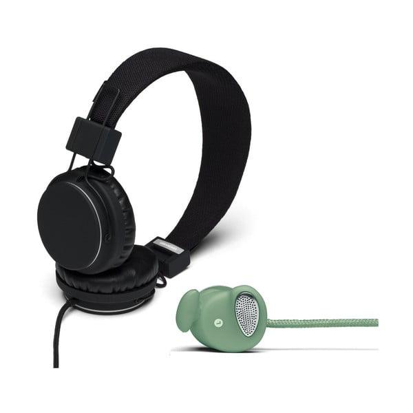 Słuchawki Plattan Black + słuchawki Medis Sage GRATIS