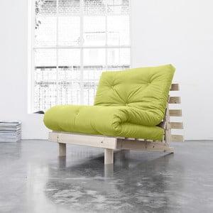 Fotel rozkładany Karup Roots Raw/Pistacie