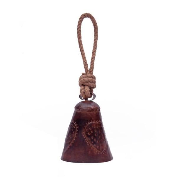 Wiszący dzwonek Bell Vintage Heart